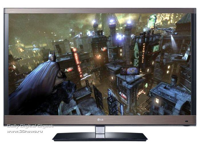 современного 3D-телевизора
