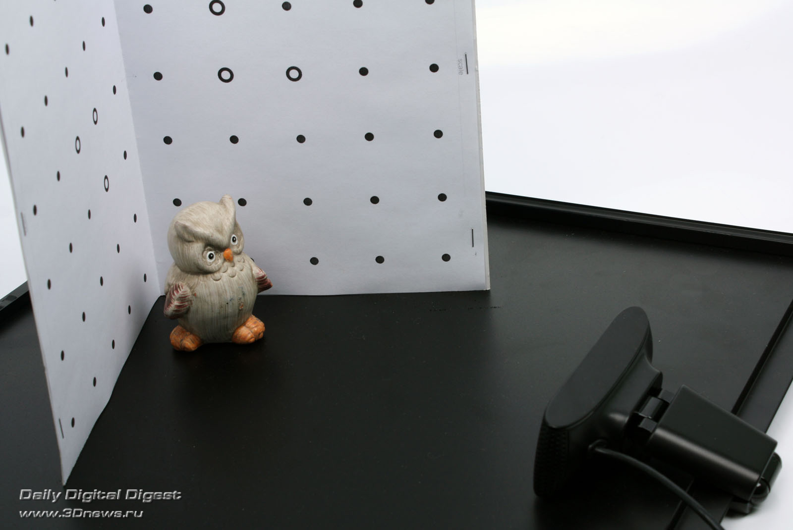 Делаем недорогой лазерный 3D-сканер своими руками / 3DNews - Daily Digital Digest