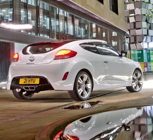 Hyundai veloster turbo spec фото