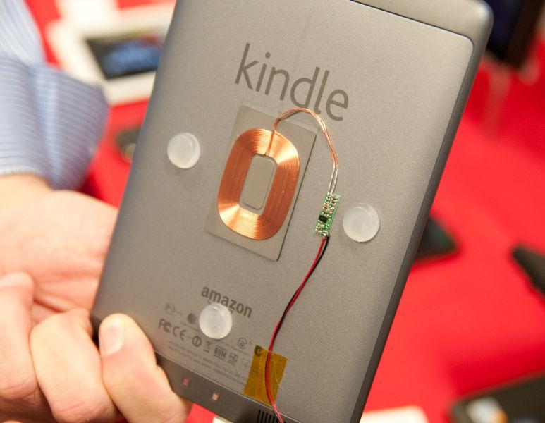Беспроводная зарядка своими руками для телефона