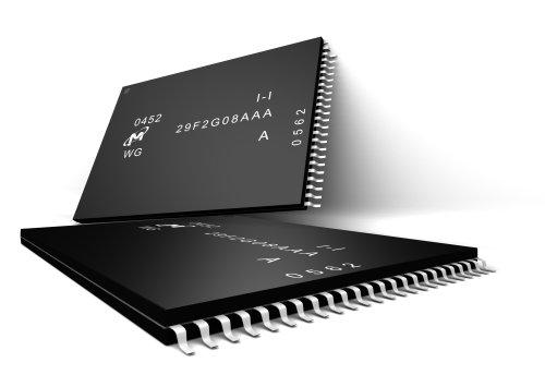 Так как eMMC-память