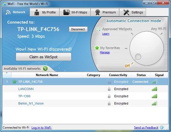 программы для Wifi на компьютер - фото 7