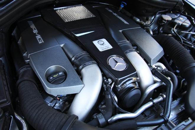 Mercedes benz 2012 ml63 amg for Mercedes benz hydraulic fluid