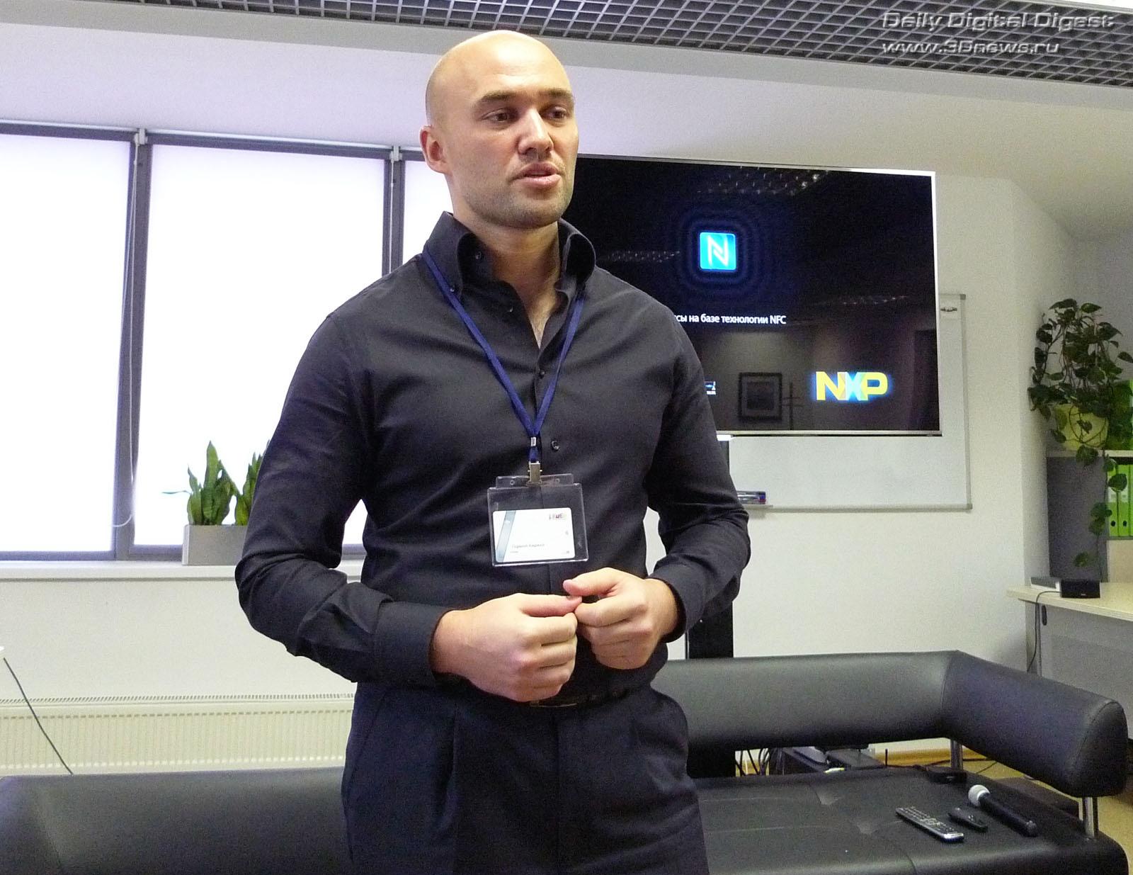 Технология NFC в России. Есть контакт? / Аналитика