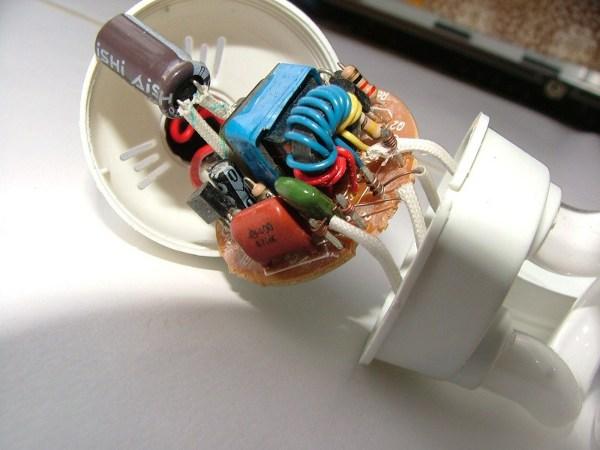 ЭПРА лампы 11 Вт — типичный