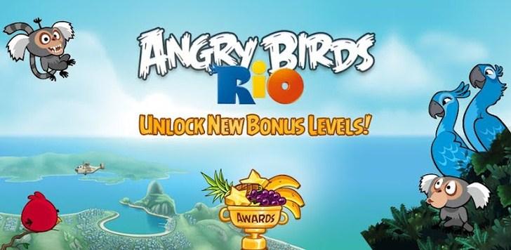 Angry Birds - скачать бесплатно Angry Birds 6 1 для Android