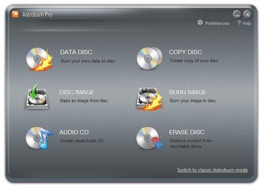 скачать программу для прожига дисков - фото 6