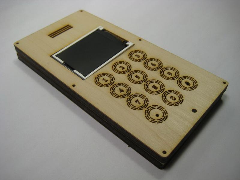 Оригинальный телефон своими руками