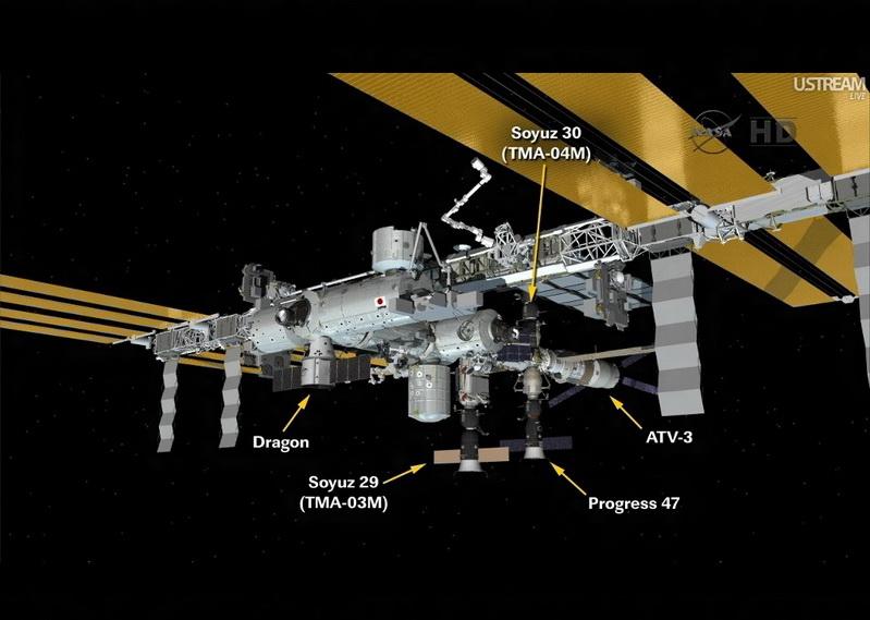 Запуск к МКС частных