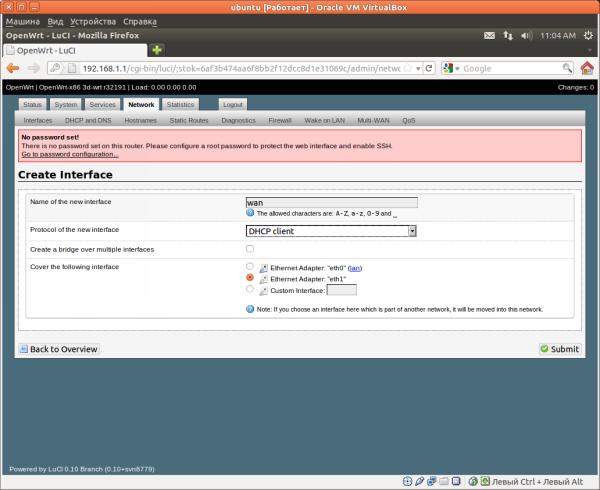 Представлены обои ubuntu