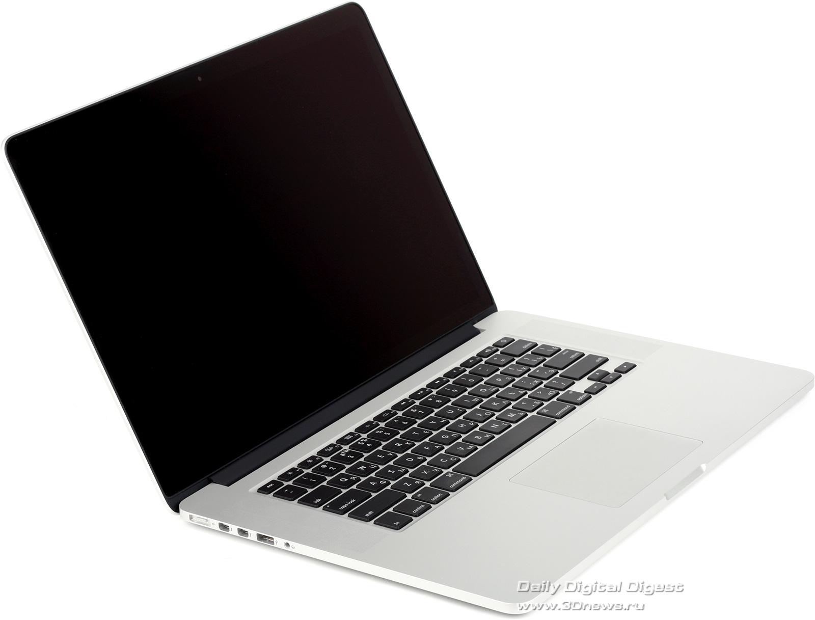 Фото макбука клавиатура