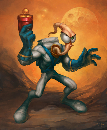 Новости по тегу earthworm jim, страница 1 из 1 / 3DNews - Daily ...