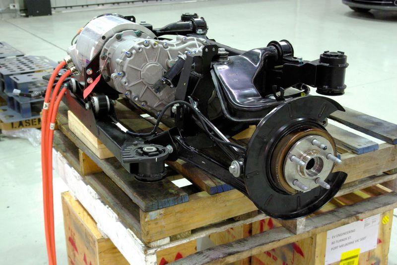 Гибридный двигатель своими руками