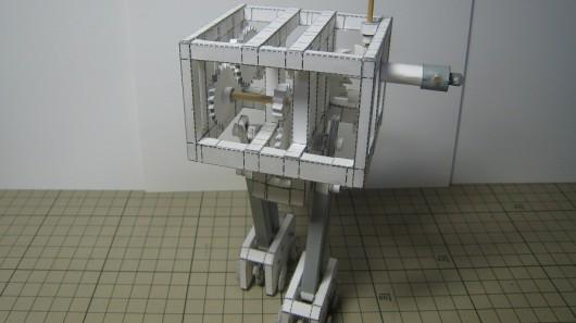 Paper Robot III