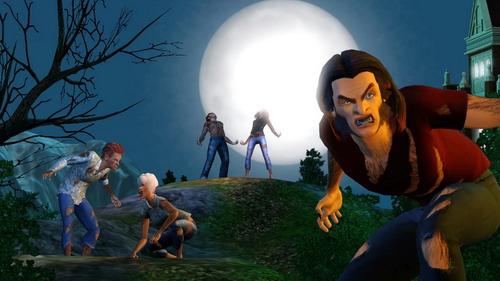 Оборотней вампиров фей и призраков