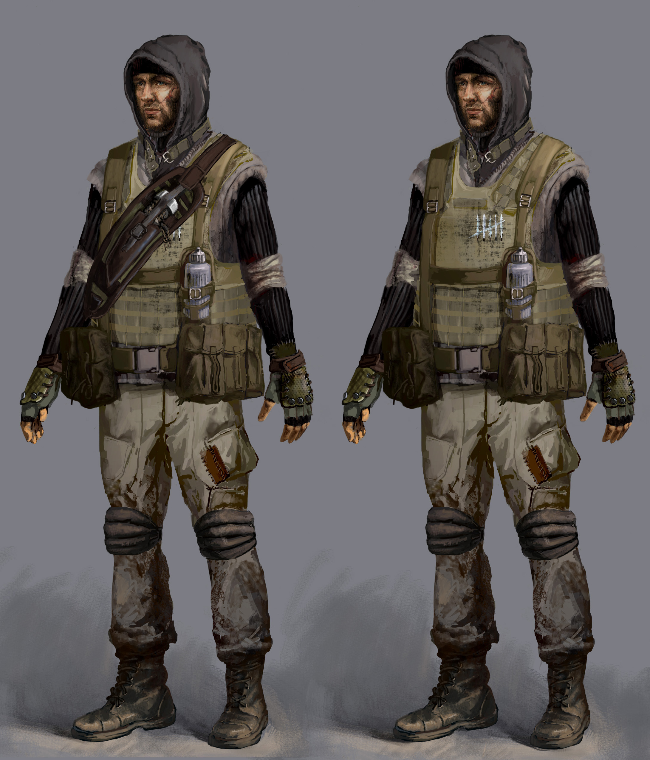 Apocalyptic Soldier Pics: Post-Apocalyptic Soldiers On Pinterest