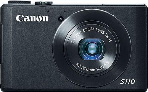 Мини-обзор новой фотокамеры Canon PowerShot S95
