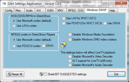 скачать кодеки для windows 8