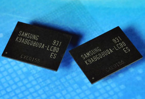 рост рынка NAND-памяти в