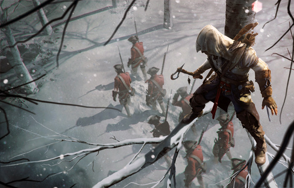Об игре Assassin's Creed 3