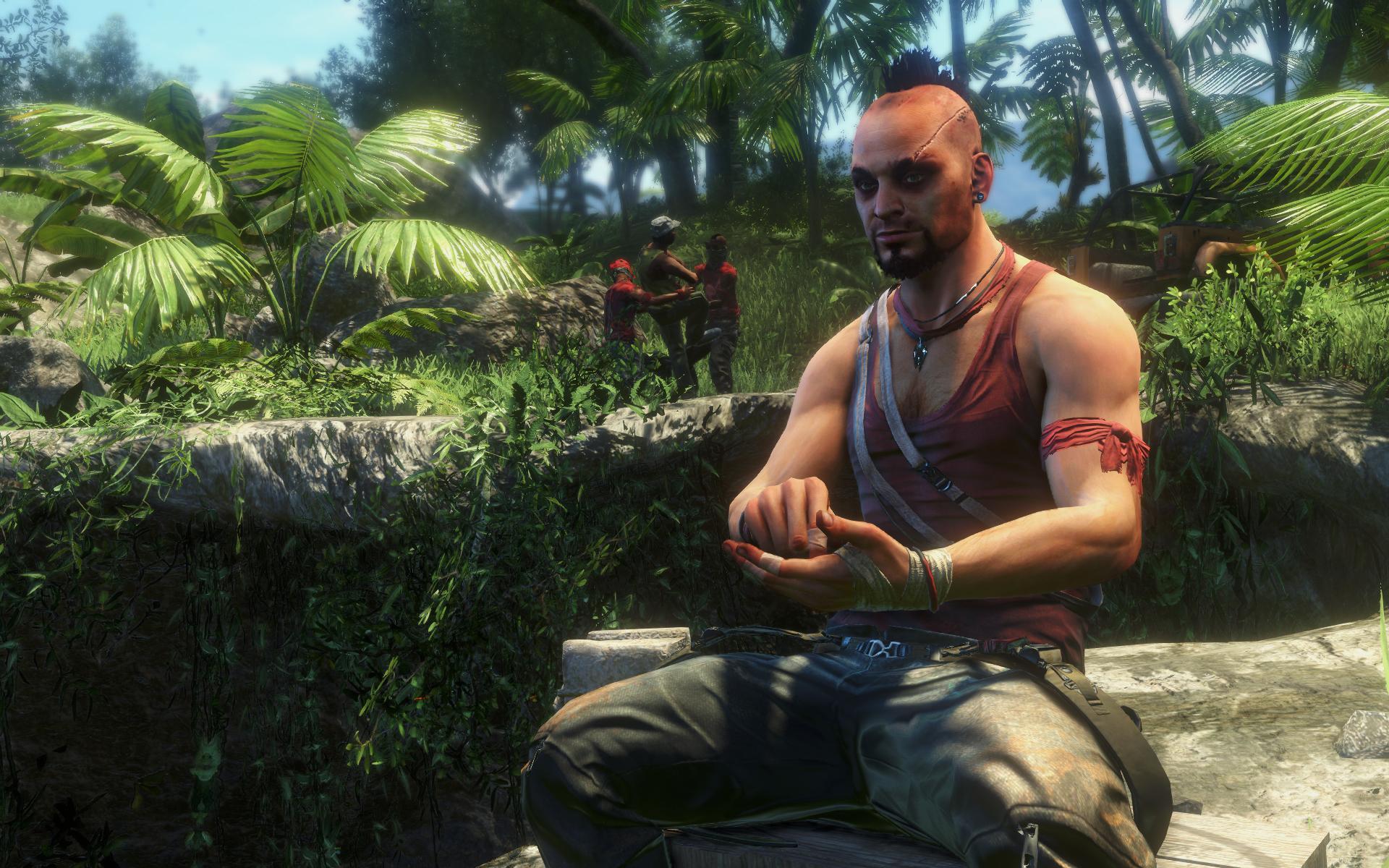 Прочитано 391 раз. 5. 4. 3. 2. 1. Кряк для третьей части игры Far Cry