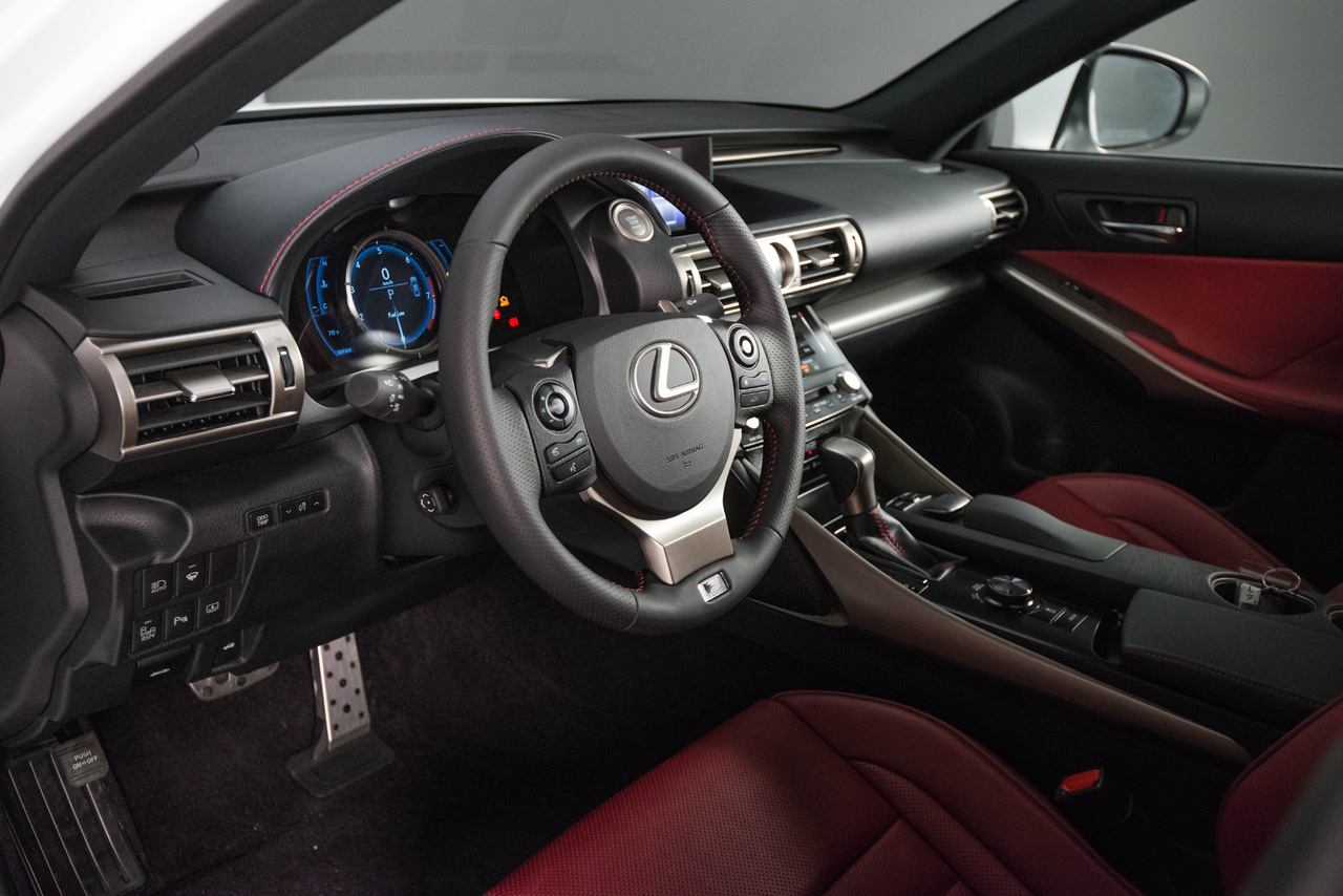 Фото lexus is 250 2014 базовая 3