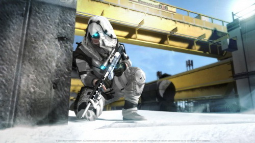 Screens Zimmer 1 angezeig: ghost recon 2013