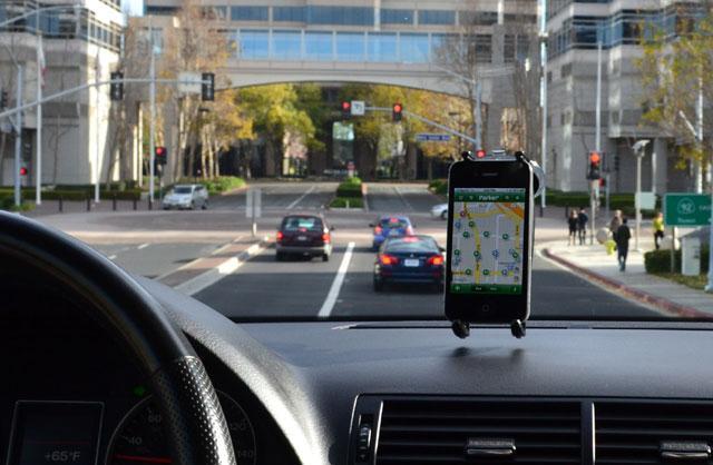 Точность GPS в городе можно увеличить на 90%