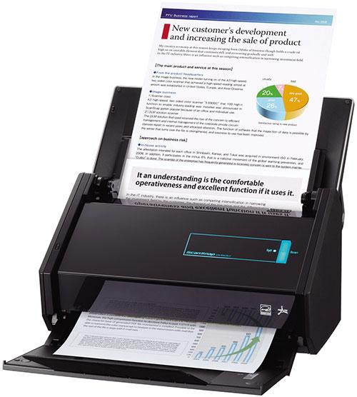 пакетное сканирование документов