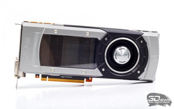 Тест и обзор GeForce GTX TITAN