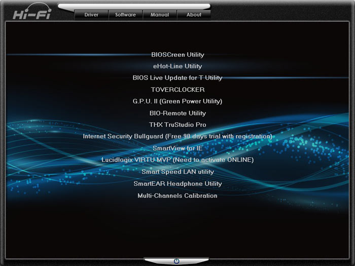 Biostar Hi-Fi A85X комплектация 2