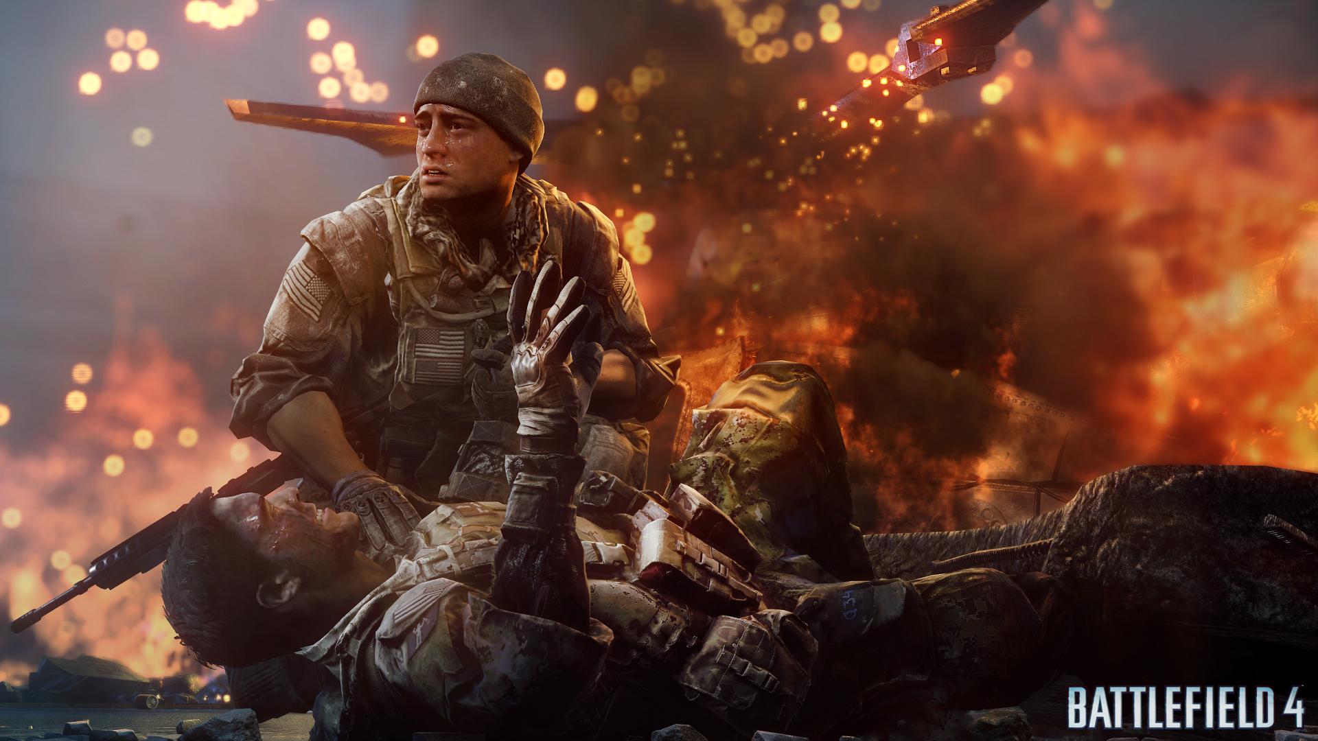 EA представила Battlefield 4 на движке Frostbite 3