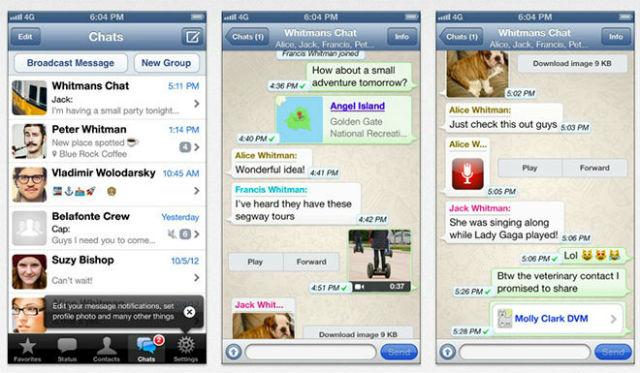 Google близка к покупке приложения WhatsApp?
