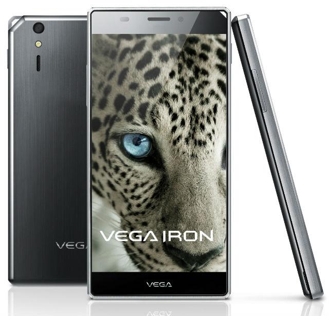 Pantech Vega Iron (IM-A870)