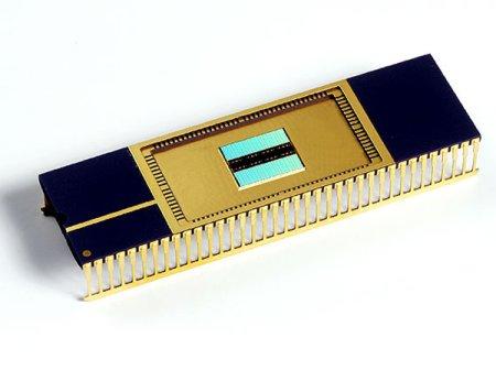 Микросхема PCRAM-памяти