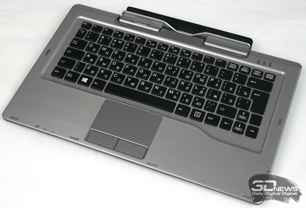 Keyboard Fujitsu Stylistic Q702, three-quarter view &quot;height =&quot; 409 &quot;width =&quot; 600 &quot;/&gt; </a> </div> <div class=