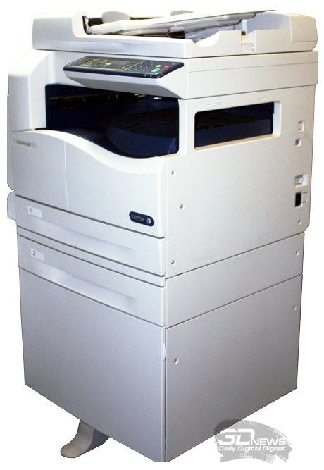Xerox WorkCentre 5021D: офисный боец / Периферия