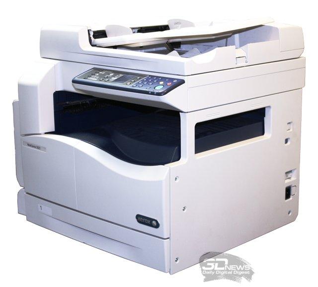 Драйвер принтера xerox workcentre 5021 скачать