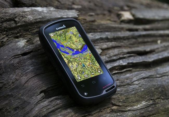 Garmin Monterra: GPS-навигатор на платформе Android