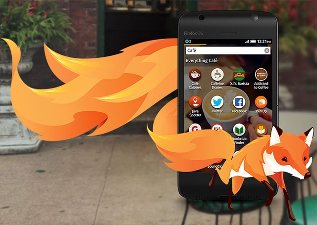 Mozilla и партнёры сообщили о запуске смартфонов на Firefox OS