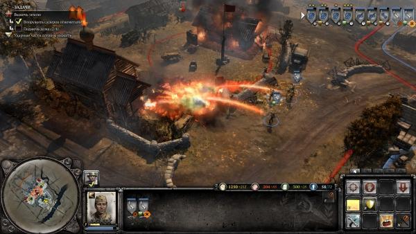 Огнеметы — вернейшее средство для зачистки вражеских укреплений