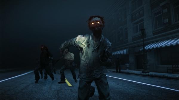 Ночью State of Decay превращается в хоррор: в темноте зомби не видно, только их горящие глаза…