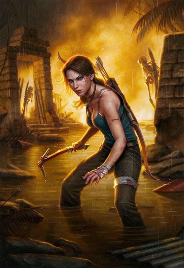 Crystal Dynamics работает над продолжением Tomb Raider, выход возможен в 2014 году