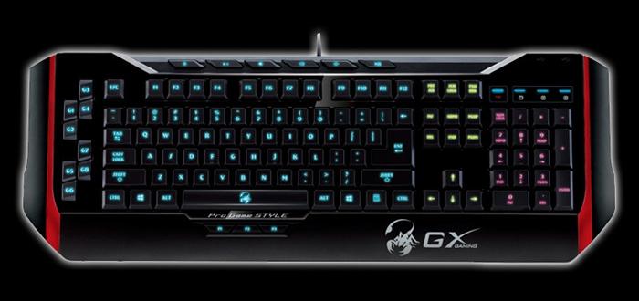 Игровая клавиатура Genius GX Gaming Manticore с многоцветной ...