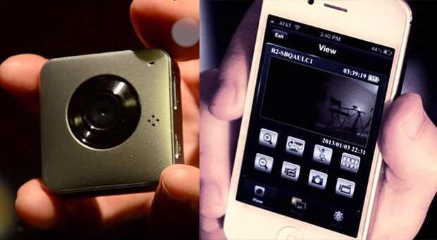 Скрытая камера андроид