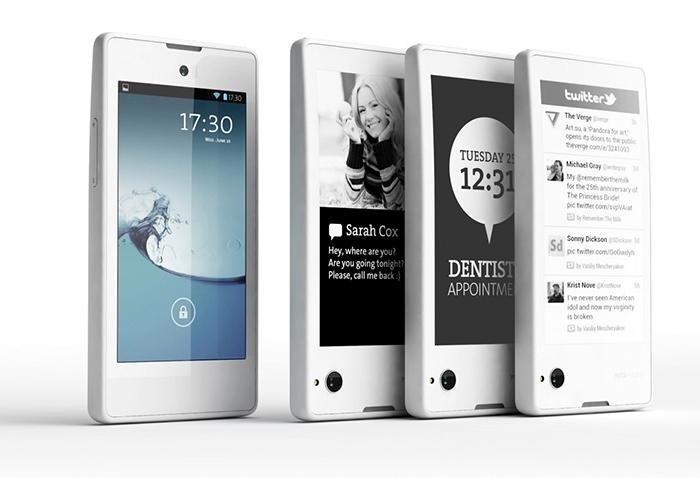 Первый российский смартфон yotaphone поступит в продажу в ноябре