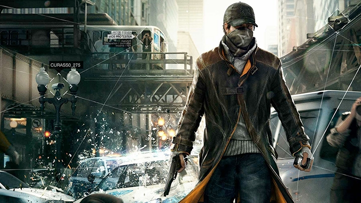 Watch Dogs In Space