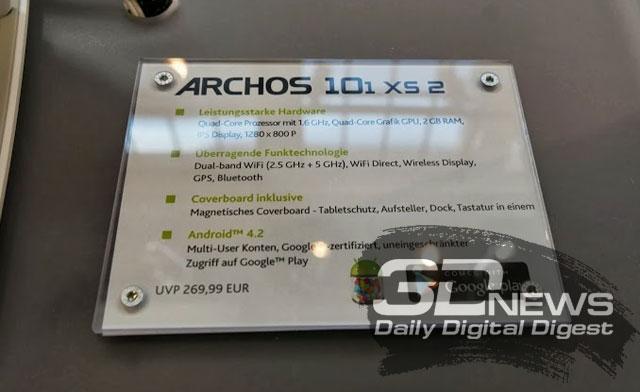 Archos 101 XS 2
