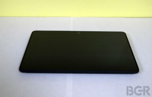 «Шпионские» фото Kindle Fire HD 2 и спецификации