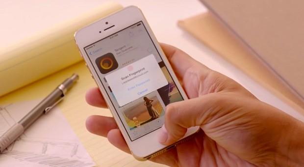 Отпечатки пальцев на iphone » айВики - Энциклопедия